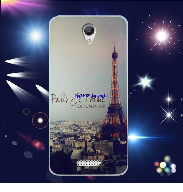 Doogee X6 Pro Cartoon Painting Silicone Soft Back Case Cover Casing
