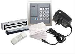 DOOR ACCESS CARD System (Silver)  -8YR WARRANTY
