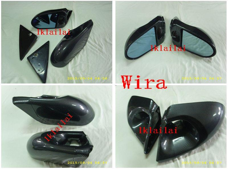 DOOR MIRROR ZERO STYLE CARBON LOOK [Door Mirror Zero Style]
