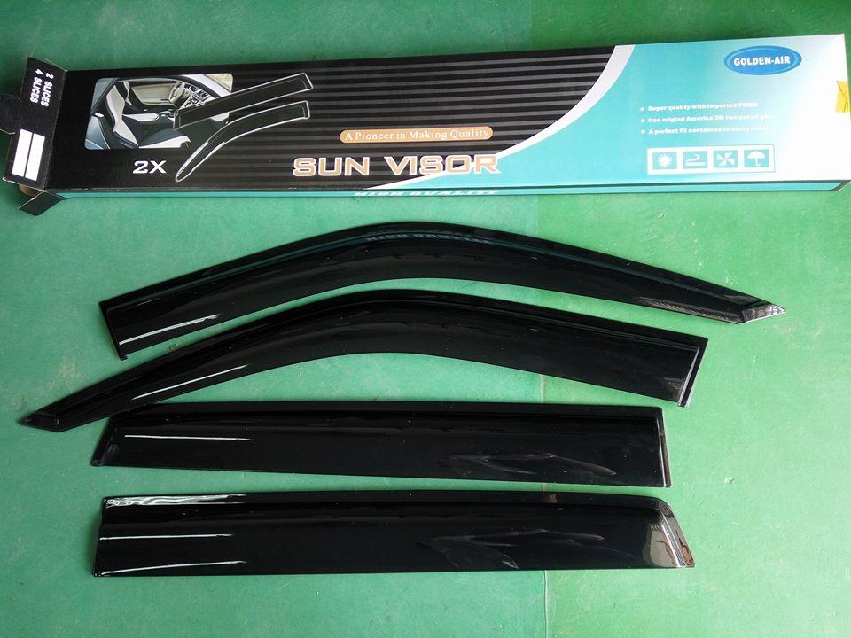 door visor kancil injection 4inci fullset high quality