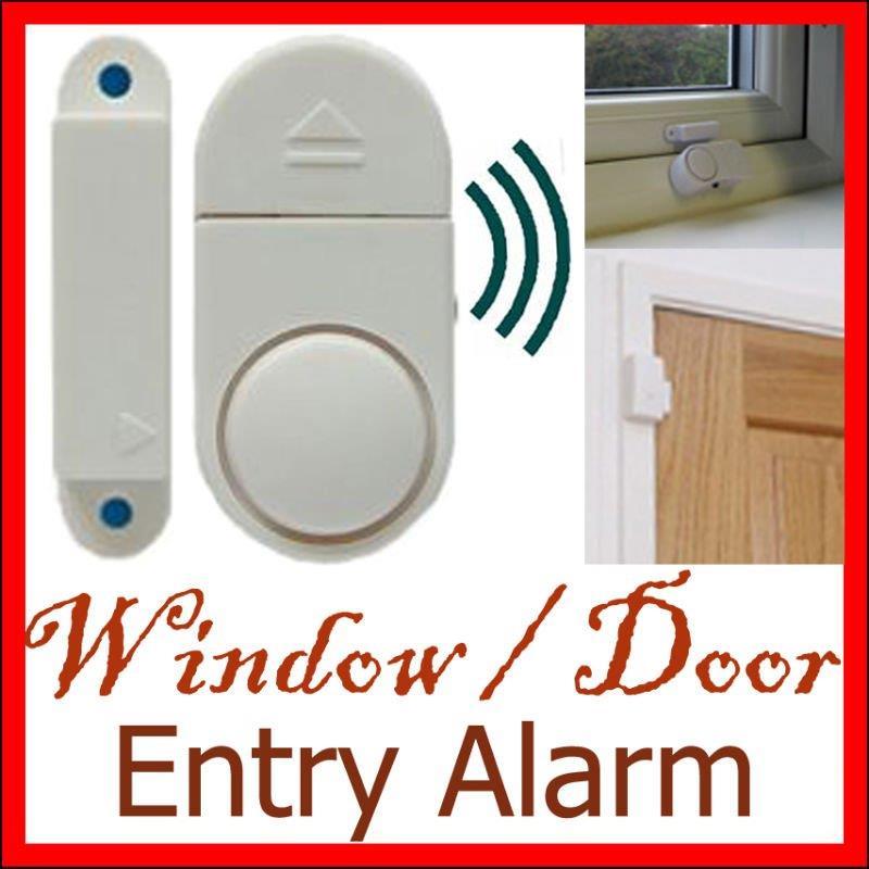 Door Window Entry Alarm 2 Units End 322016 915 Pm