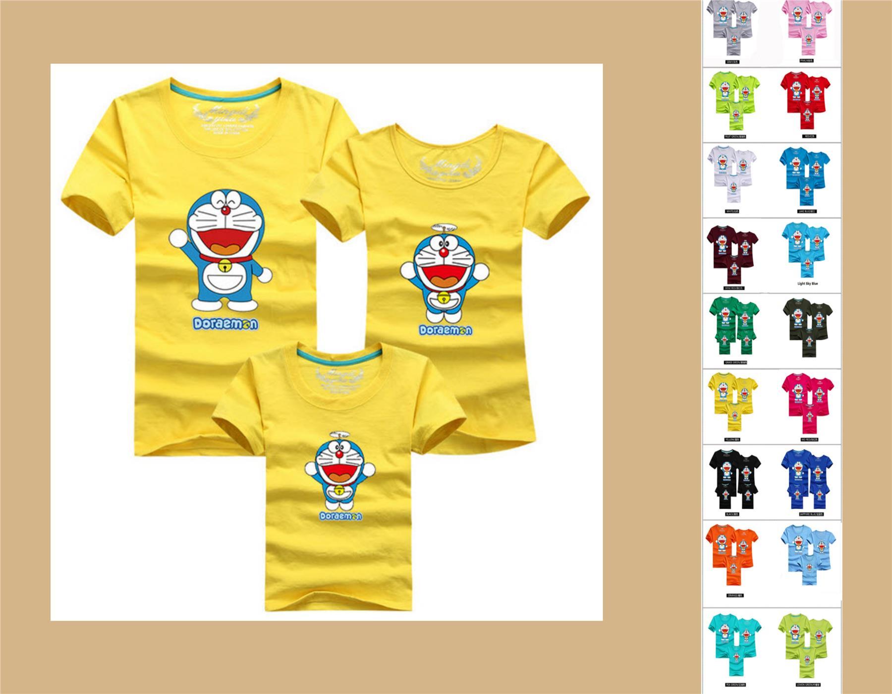 doraemon family clothes wear t shirt end 7 27 2019 8 34 pm