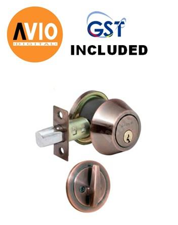 DORETTI DD101AB-V SINGLE DEADBOLT