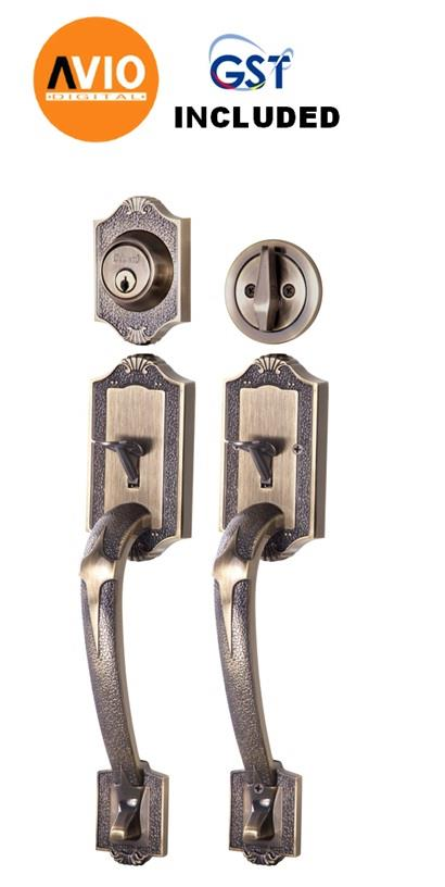 DORETTI DHS8031AB-W HANDLE SET