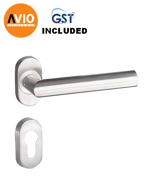 DORETTI DLHH016SS HOLLOW LEVER HANDLE