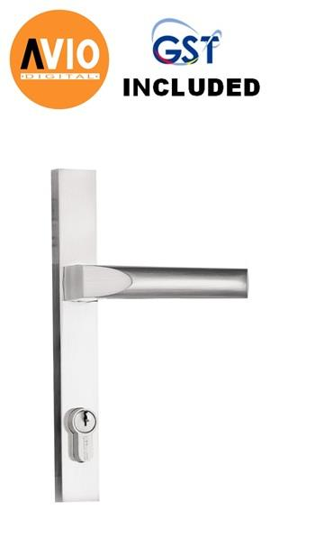 DORETTI DLM3085AB LEVER MORTISE HANDLE