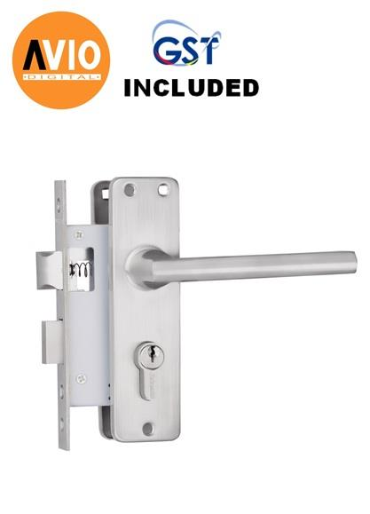 DORETTI DLMF2888SS LEVER MORTISE STAINLESS STEEL