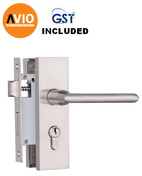 DORETTI DLPM4303SN LEVER HANDLE MORTISE LOCKSET