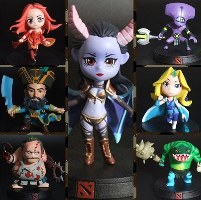dota 2 mini figurine with stand and end 11 27 2018 3 15 pm