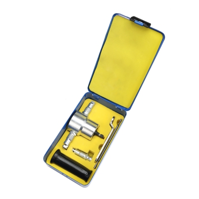 Double Chrome-plating Head Metal Sheet Nibbler Cutter Drill Tool with ..