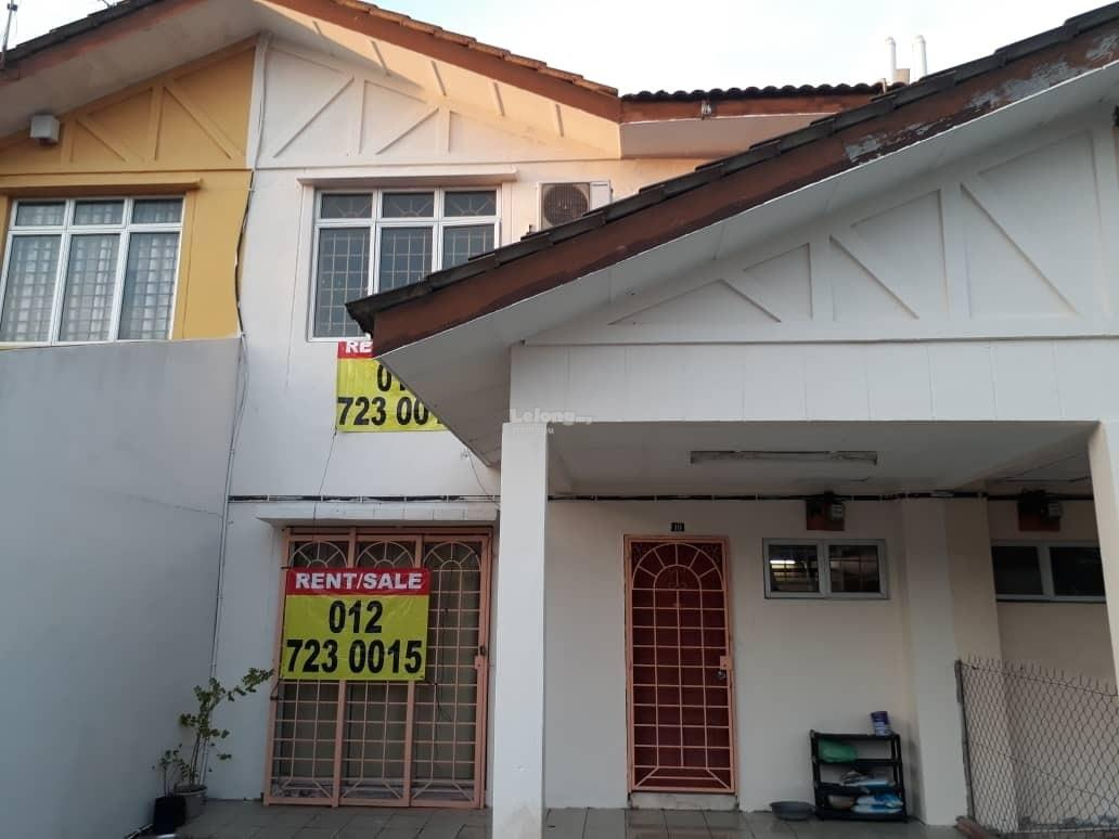 Double storey house for rent end 2 22 2019 929 pm