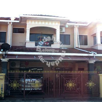 Double storey - Tang Hong Garden, Kuching