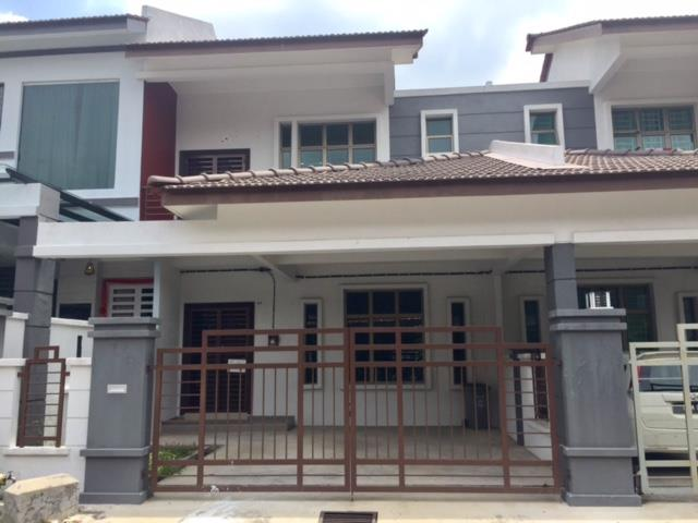 Double storey terrace house taman de end 3 7 2018 5 14 pm for Where can i watch terrace house