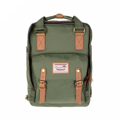 DOUGHNUT MACAROON BOHE BACKPACK - ARMY