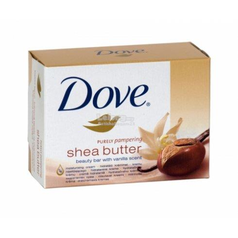 Dove Purely Pampering Shea Butter Beauty Bar Vanilla Scent Soap 100g