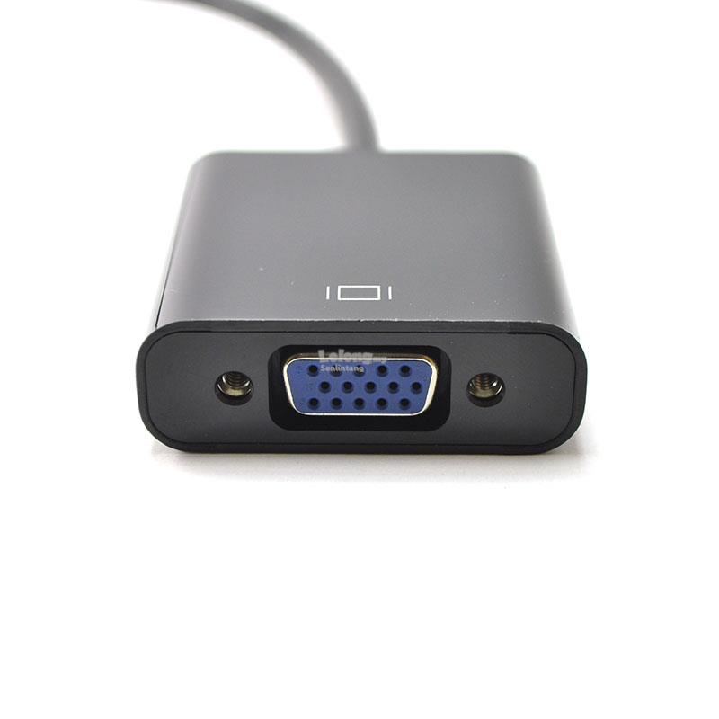 DP DISPLAYPORT TO VGA Converter Adapter