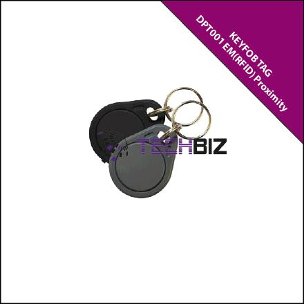 DPT001 EM (RFID) Proximity Keyfob Tag with Serial Number