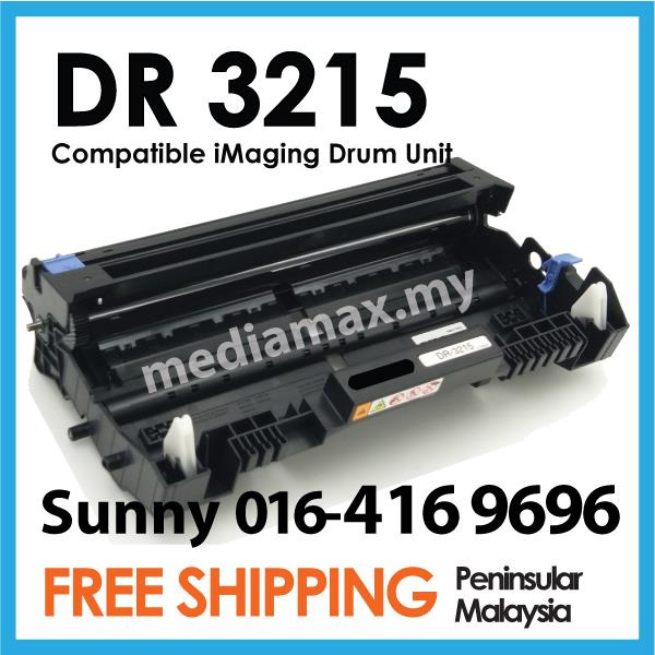 DR 3215 Drum Unit Compatible Brother HL-5340D 5350DN 5370DW 5350DN Kit