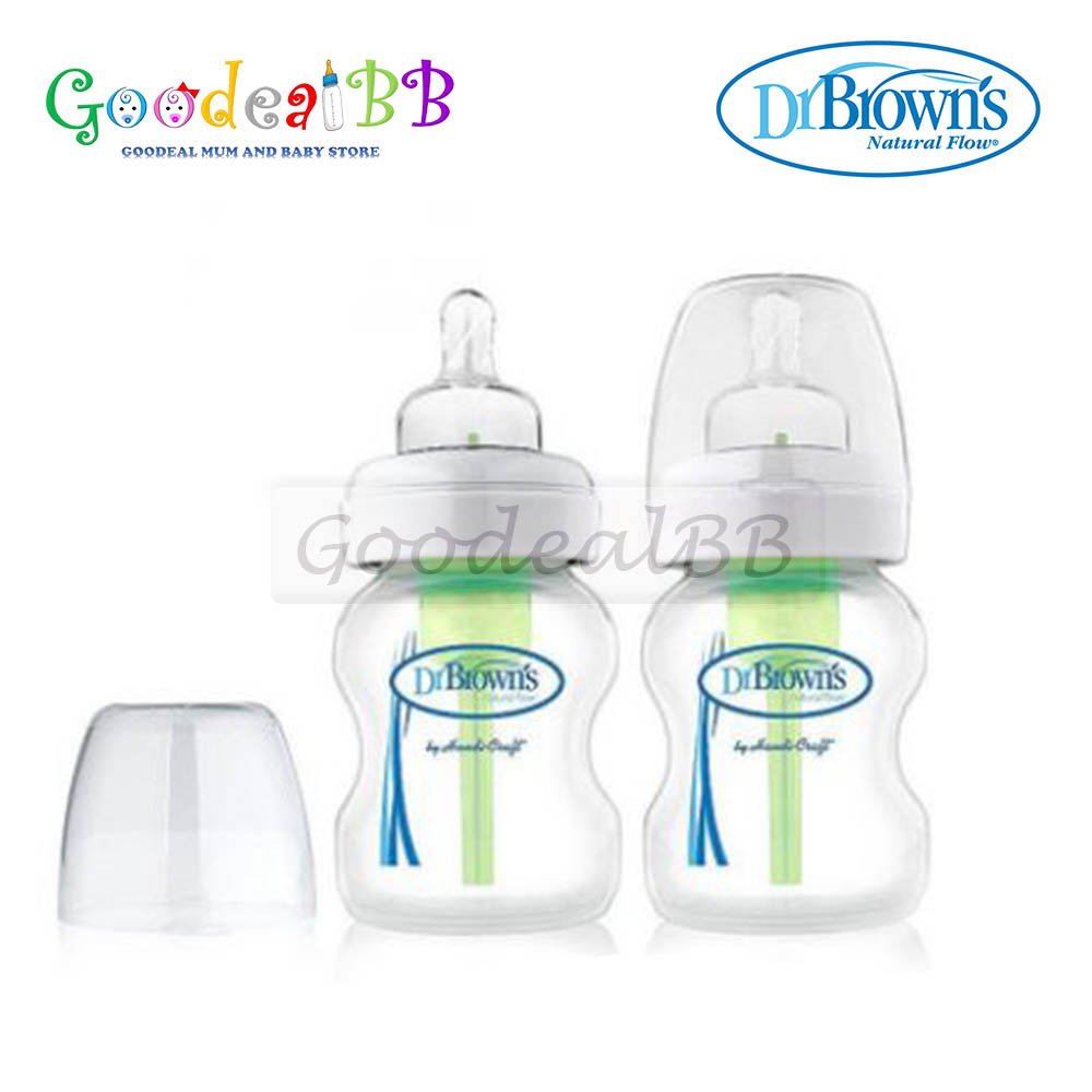Jual Dr Browns Bottle Option Wide Neck 150 Ml Welcome To Www Drbrowns 5 Oz Pesu Options Baby 1 Pack 5oz 150ml Pp