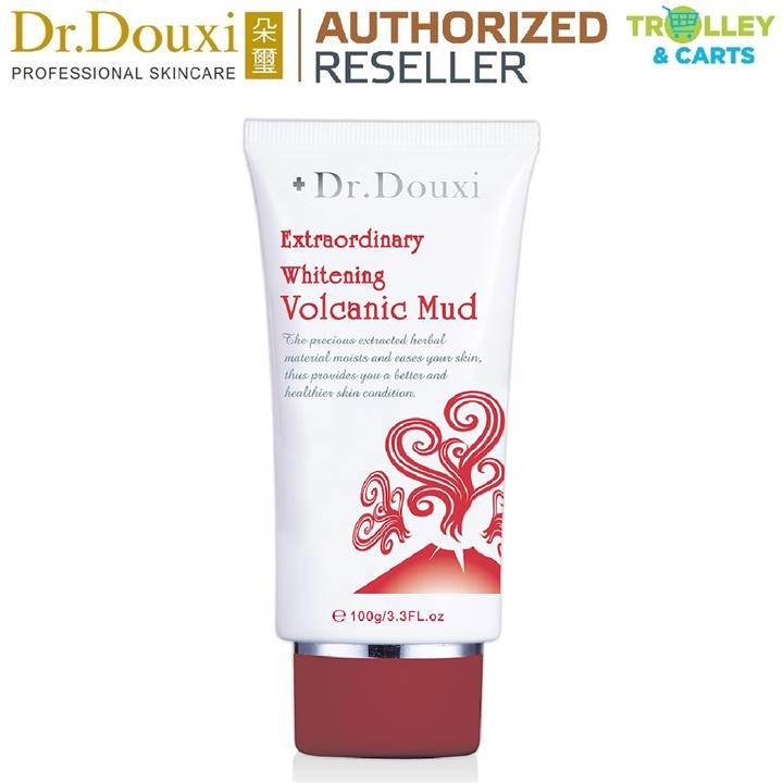 Dr.Douxi Dr Douxi Extraordinary Whitening Volcanic Mud (100g)