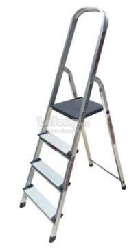 Dr Ladder Aluminium Household Step Ladder HHL-SAS03 (3 steps)