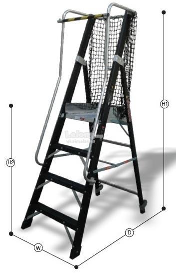 Dr ladder fibreglass platform ladde end 10 27 2018 1 15 pm for House doctor ladder