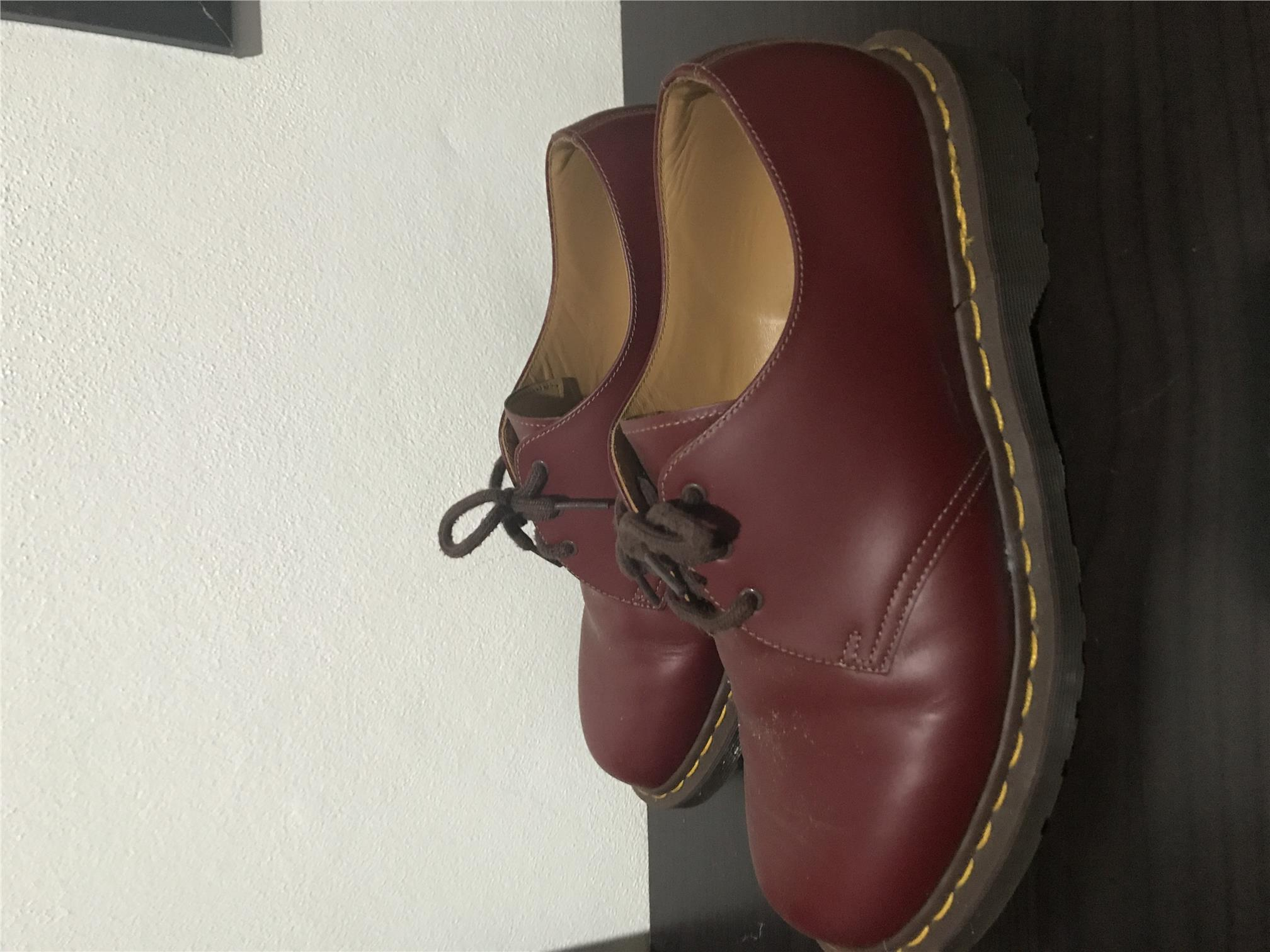 69115ca48e6 DR MARTENS Vintage 1461 Made in Eng (end 9/11/2017 12:15 AM)
