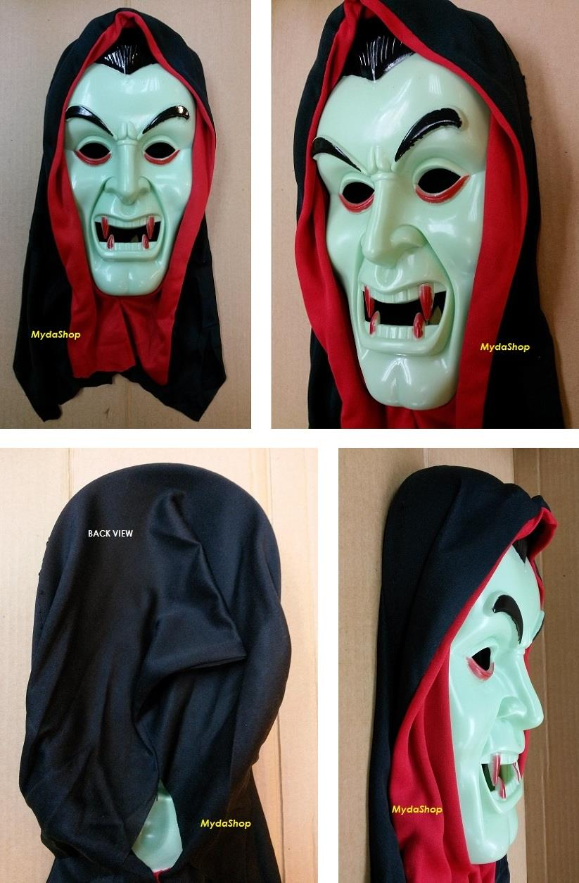 DRACULA Vampire Halloween Hood Party (end 8/11/2016 9:15 PM)