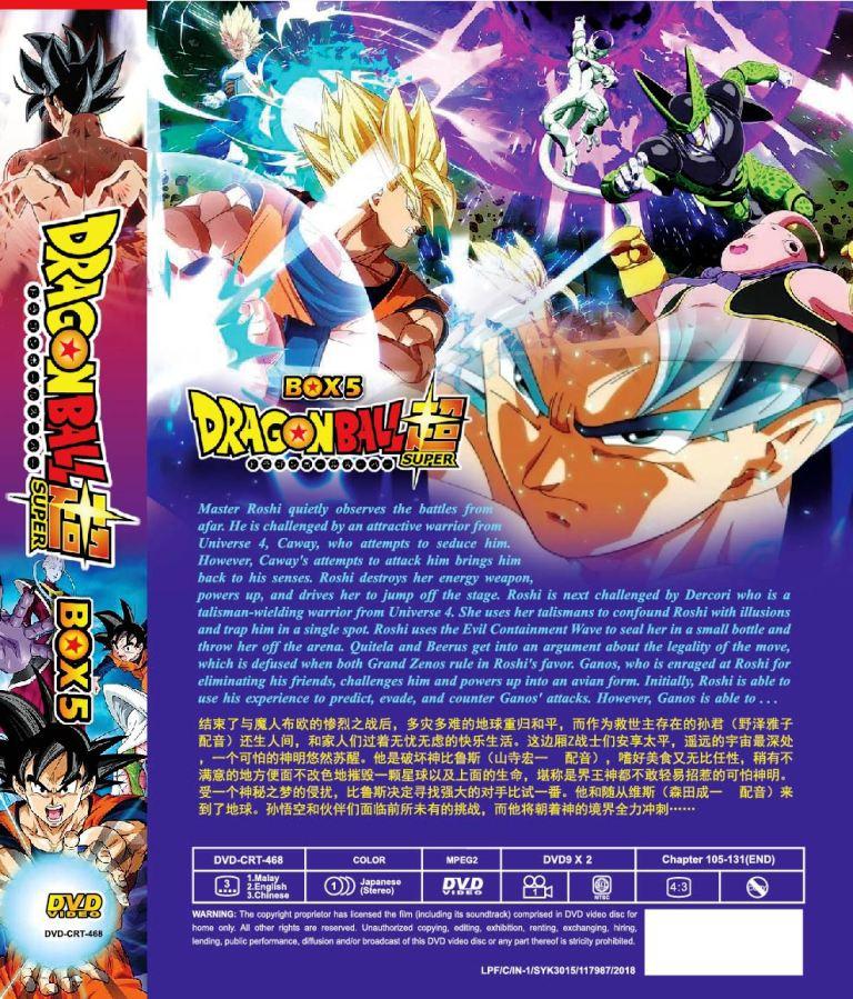 Top 10 Punto Medio Noticias Dragon Ball Super 2020 Movie