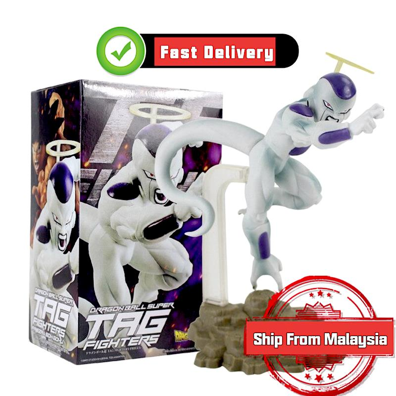 Dragon Ball Z Freeza Tag Fighters FRIEZA VS SON GOKU Action Figure