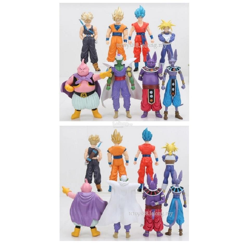 Dragon Ball Z & Friends Figures. Large Size Dragon Ball Action Figure