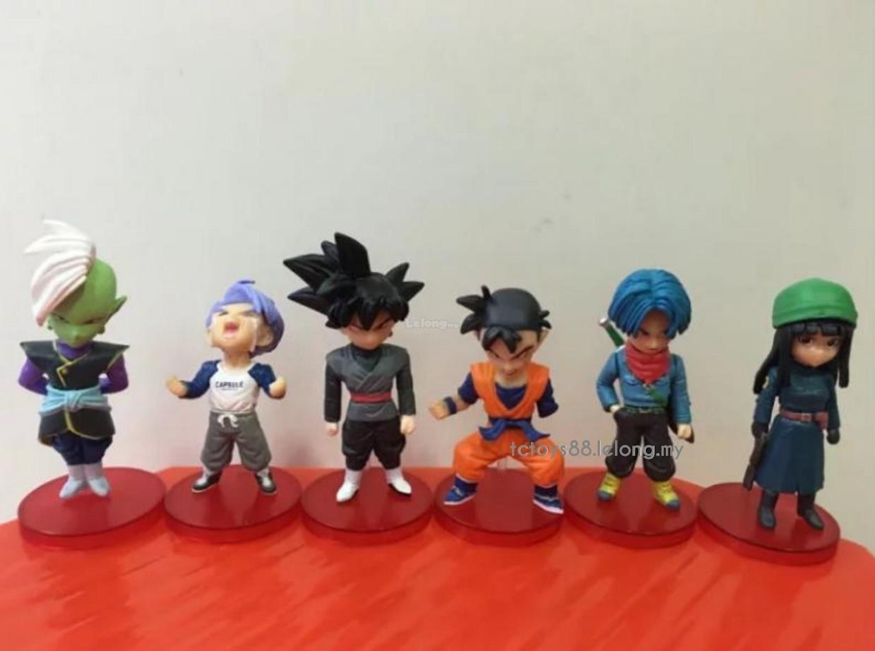 Dragon Ball Z mini Figures. Q Version G4 Dragon Ball Action Figure Toy