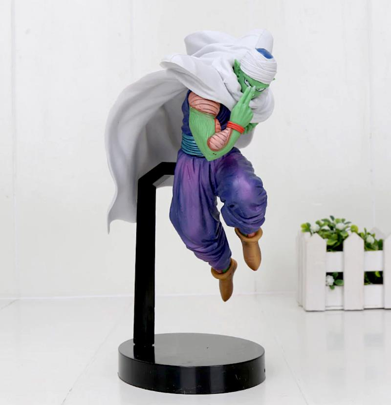 Dragon Ball Z Piccolo Jumping Battle Cloakd Ver. BWFC Figure 20cm