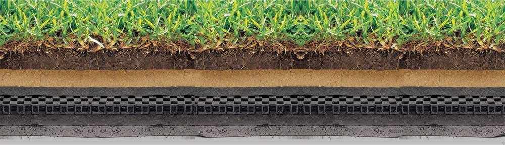 Atlantis Drainage Cell : Drainage cell system for artificial g end pm