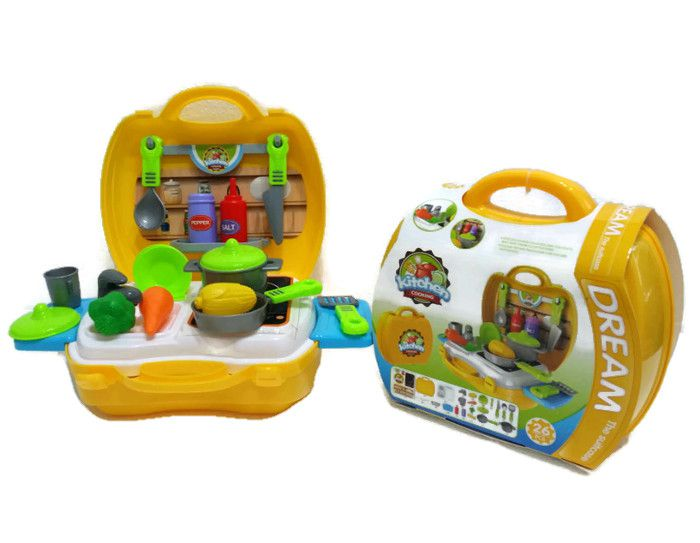 Dream Kitchen Cooking Suitcase Kid End 1 27 2019 12 15 Pm