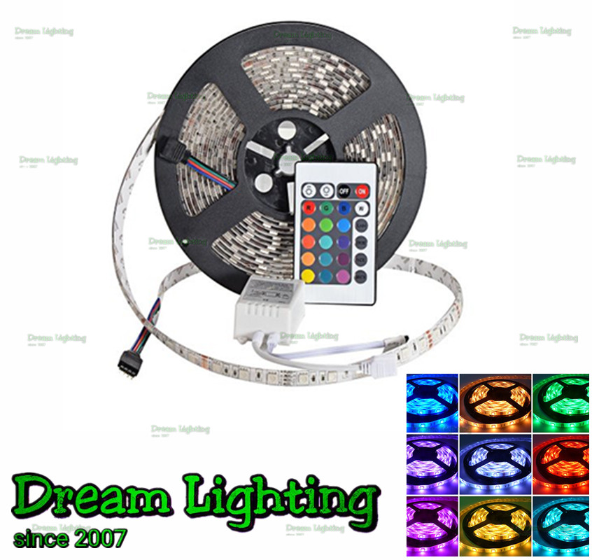 Dream Lighting / LED Lights Strip SMD 5050 12V 300 LED (5 meter) come