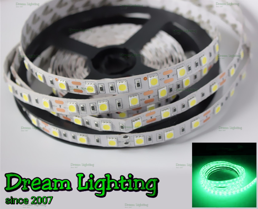 Dream Lighting / LED Lights Strip SMD 5050 12V 300 LED (5 meter) / Gre