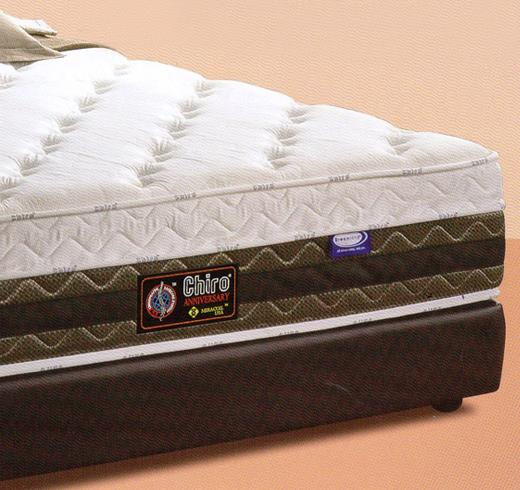 Dreamland Chiro Anniversary Queen Miracoil Spring Mattress
