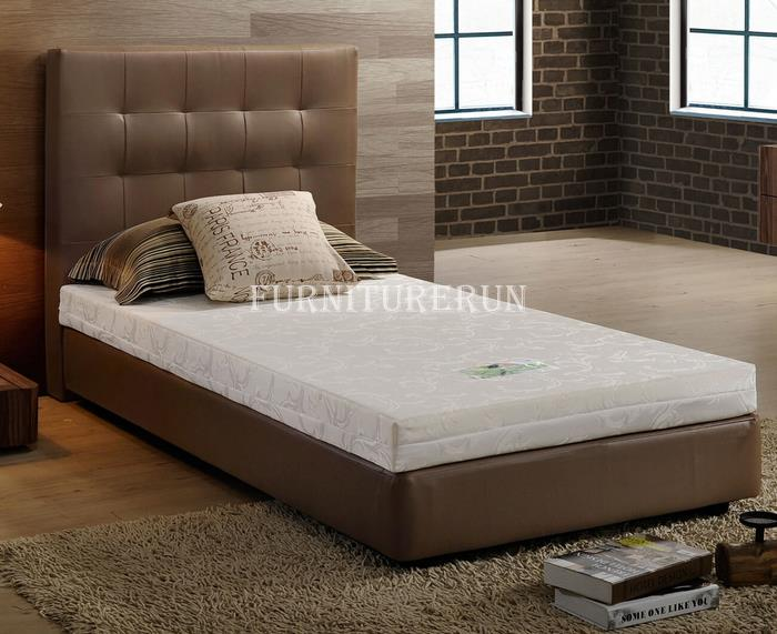 Dreamland Rebounce Latex Foam Queen Mattress
