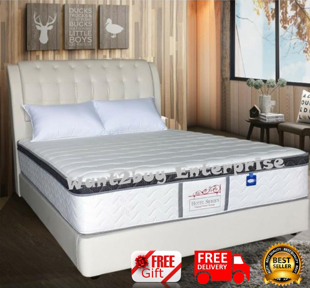 Dreamland Top Sell Tilam Hotel Series Pocket Spring Mattress