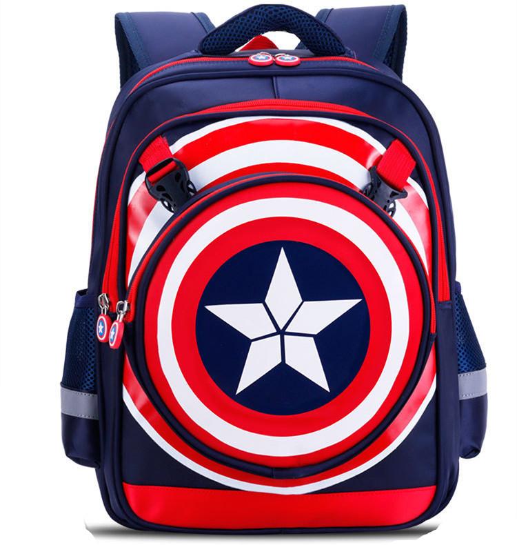 Dreamtale Kids Primary School Bag 2 in 1 Cartoon Captain USA School B. ‹ › 734e0fcdca