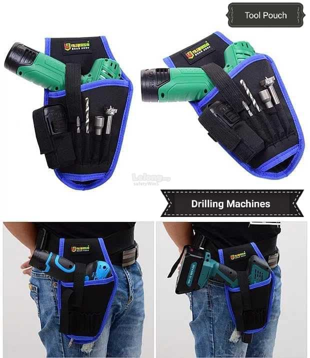Drilling Machines Tool Pouch