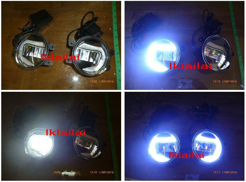 DRL Daylight LED Fog Lamp Toyota / (end 1/13/2020 11:25 AM)