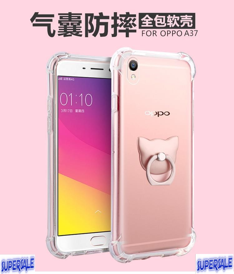Drop Proof Silicon Casing Case Cover for Oppo A37 / Neo 7 (A33)