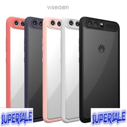 Drop Proof Transparent Casing Case Cover for Huawei P10 / P10 Plus