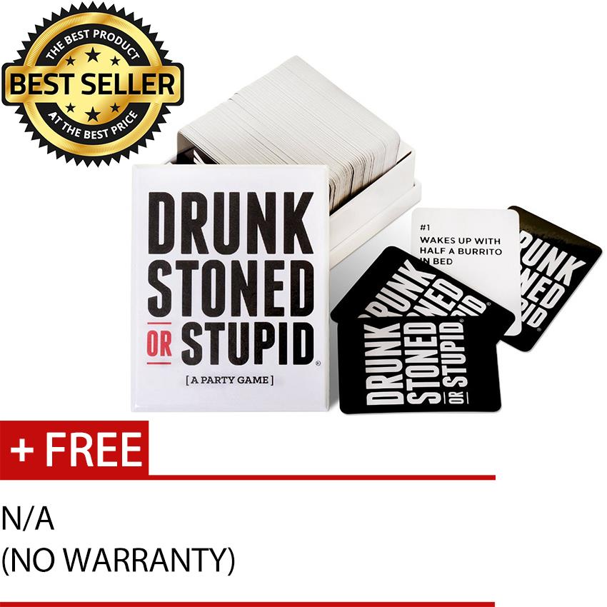 Drunk Stoned Or Stupid Fun & Excitement Party Game DSS-1
