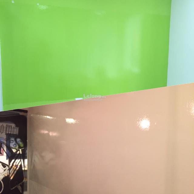 Dry Erase Whiteboard Paint Tinting Custom Color