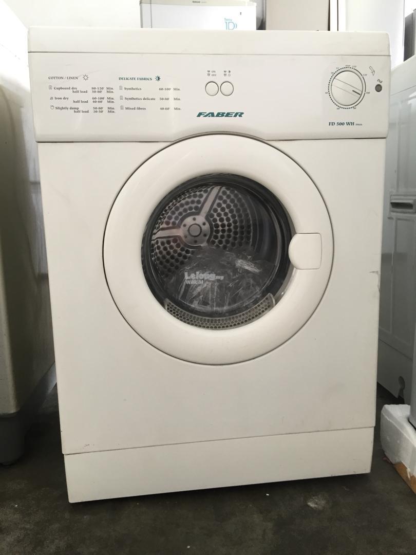 Dryer Faber Mesin Pengering Drying End 12 4 2018 11 48 Am