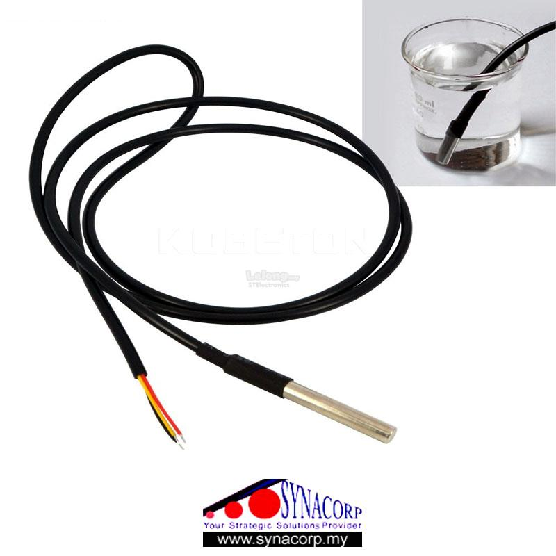 DS18B20 Temperature Sensor - Waterproof