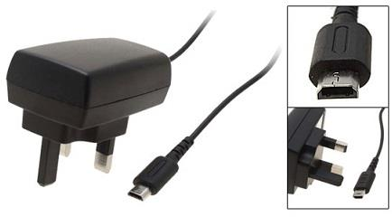 DSL Power Adapter Charger for Nintendo DS Lite